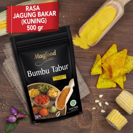 bumbu tabur jagung bakar kuning 500 g