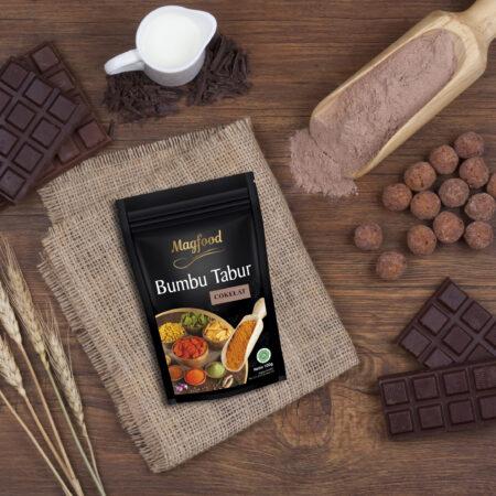 cokelat 100 gram