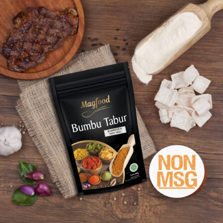 barbeque non msg 500gram