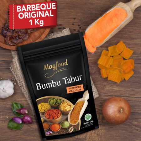 barbeque original 1kg splash