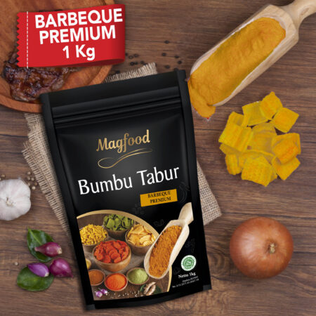 barbeque premium 1kg splash