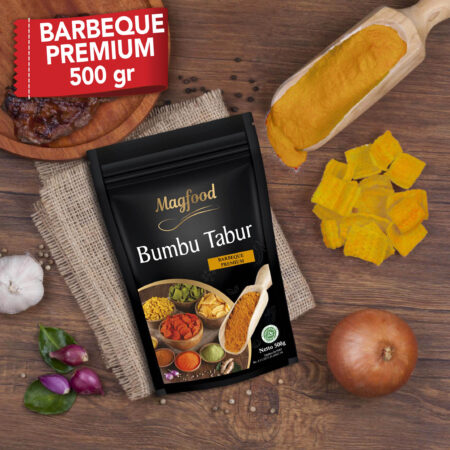 barbeque premium 500gram splash