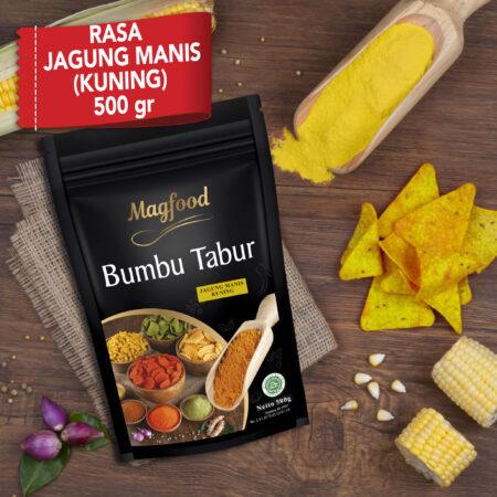 bumbu tabur jagung manis kuning 500 gram