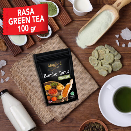 green tea 100g splash