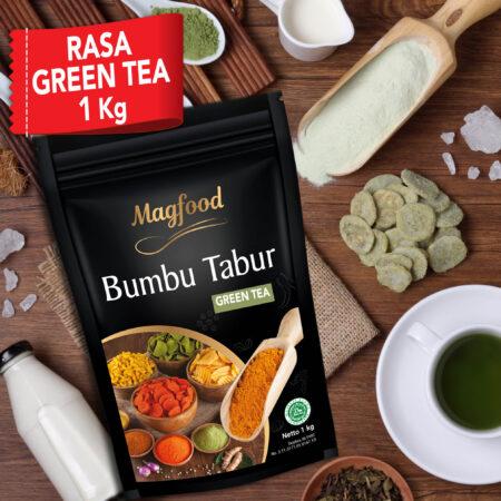 green tea 1kg splash