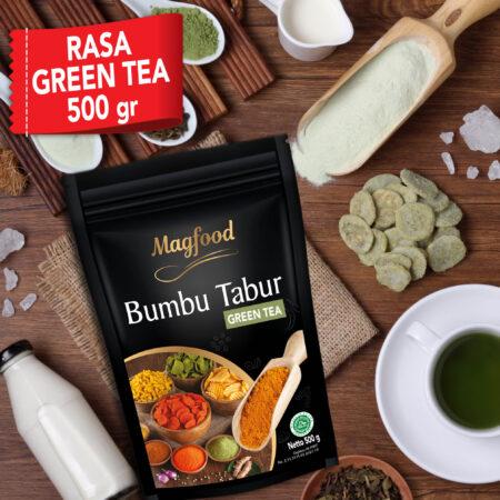 green tea 500g splash