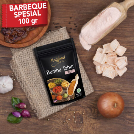 barbeque spesial 100 gram splash