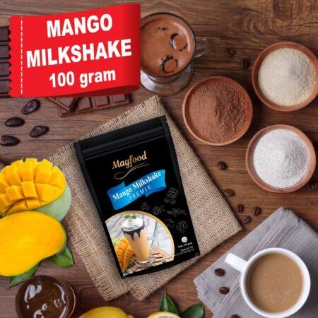 mango milkshake 100 gram