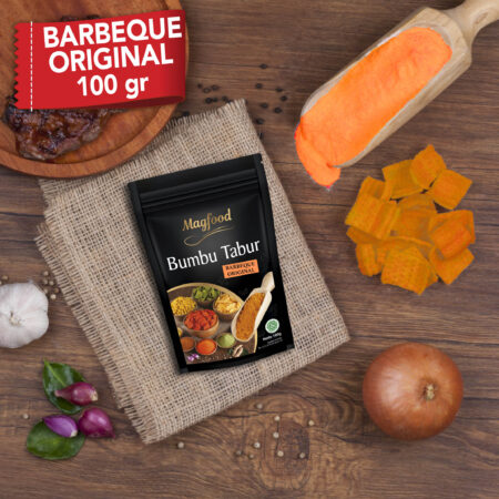 BARBEQUE ORIGINAL 100 GRAM splash