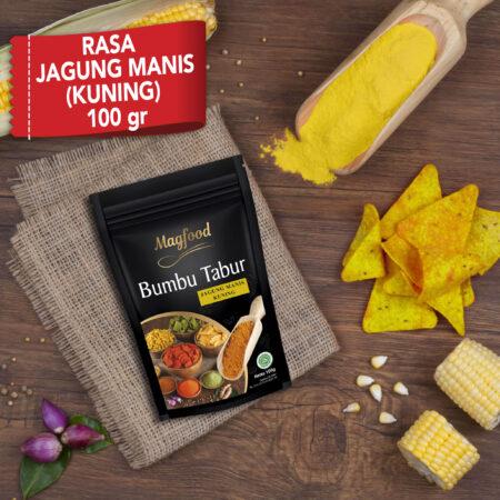 bumbu tabur jagung manis kuning 100 gram