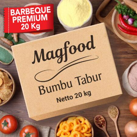 DUS 20 KG BBQ premium
